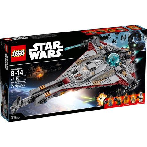 LEGO Star Wars: Стрела 75186 — The Arrowhead — Лего Звездные войны Стар Ворз