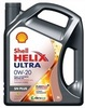 Моторное масло SHELL Helix Ultra 0W-20 SN Plus 5 л