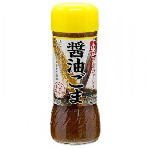 Соус ИКАРИ (дрессинг) Ikari соево-кунжутный для овощей, 200 мл