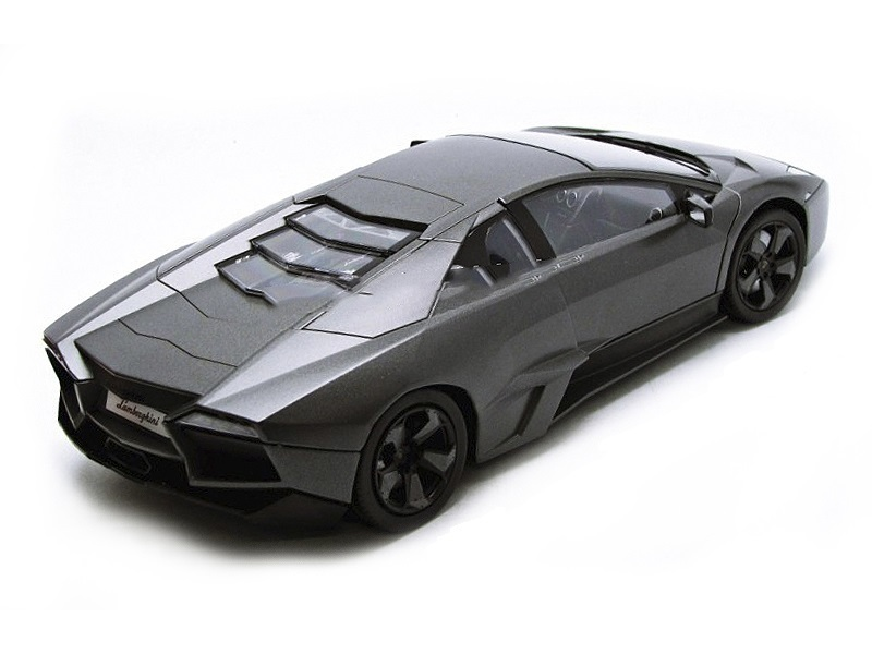 Коллекционная модель Lamborghini Reventon 2007 Matt Black