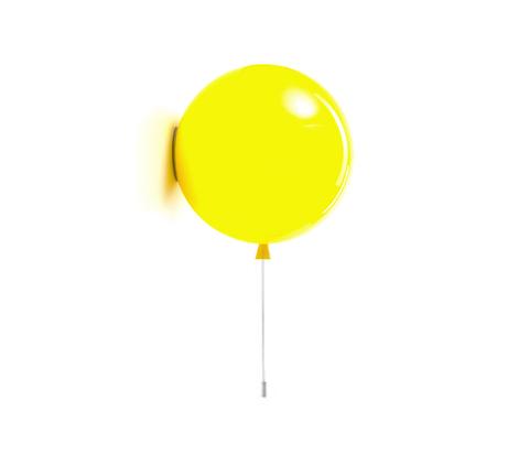 Настенный светильник копия MEMORY by Brokis D 30 (желтый)