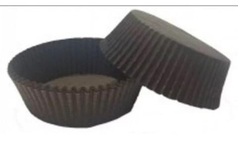 Тарталетки коричневые 50х35мм (50шт)