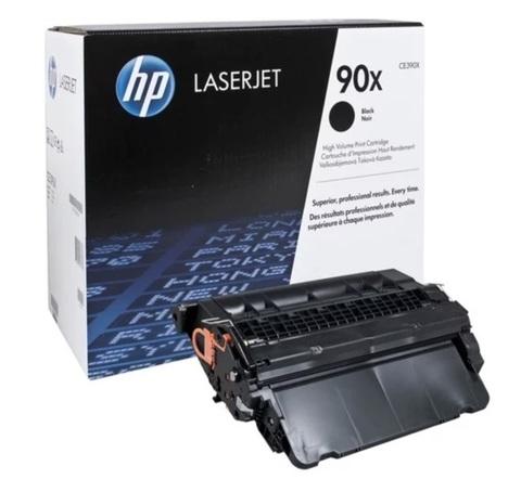 Оригинальный картридж HP CE390X 90X черный