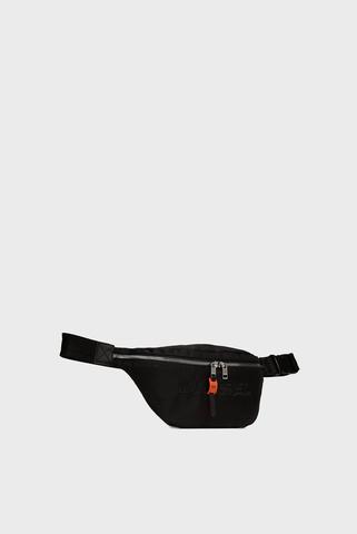Мужская черная поясная сумка ADANY Diesel