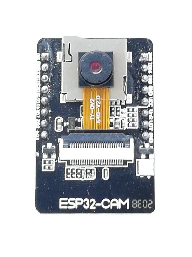 Модуль ESP32-CAM с камерой OV2640 (1600x1200 160°)