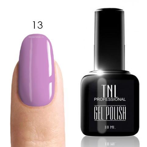 TNL Classic TNL, Гель-лак № 013 - светло-фиолетовый (10 мл) 13.jpg