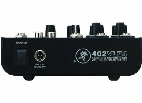 Аналоговые Mackie 402 VLZ 4