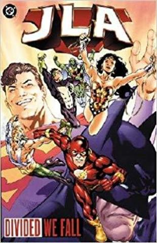 JLA: Divided We Fall TPB