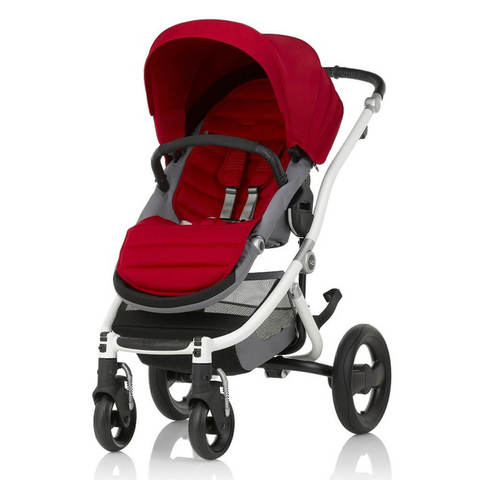 Прогулочная коляска Britax Affinity 2 Flame red