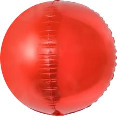 К 20''/51см, Сфера 3D, Красный, 1 шт.