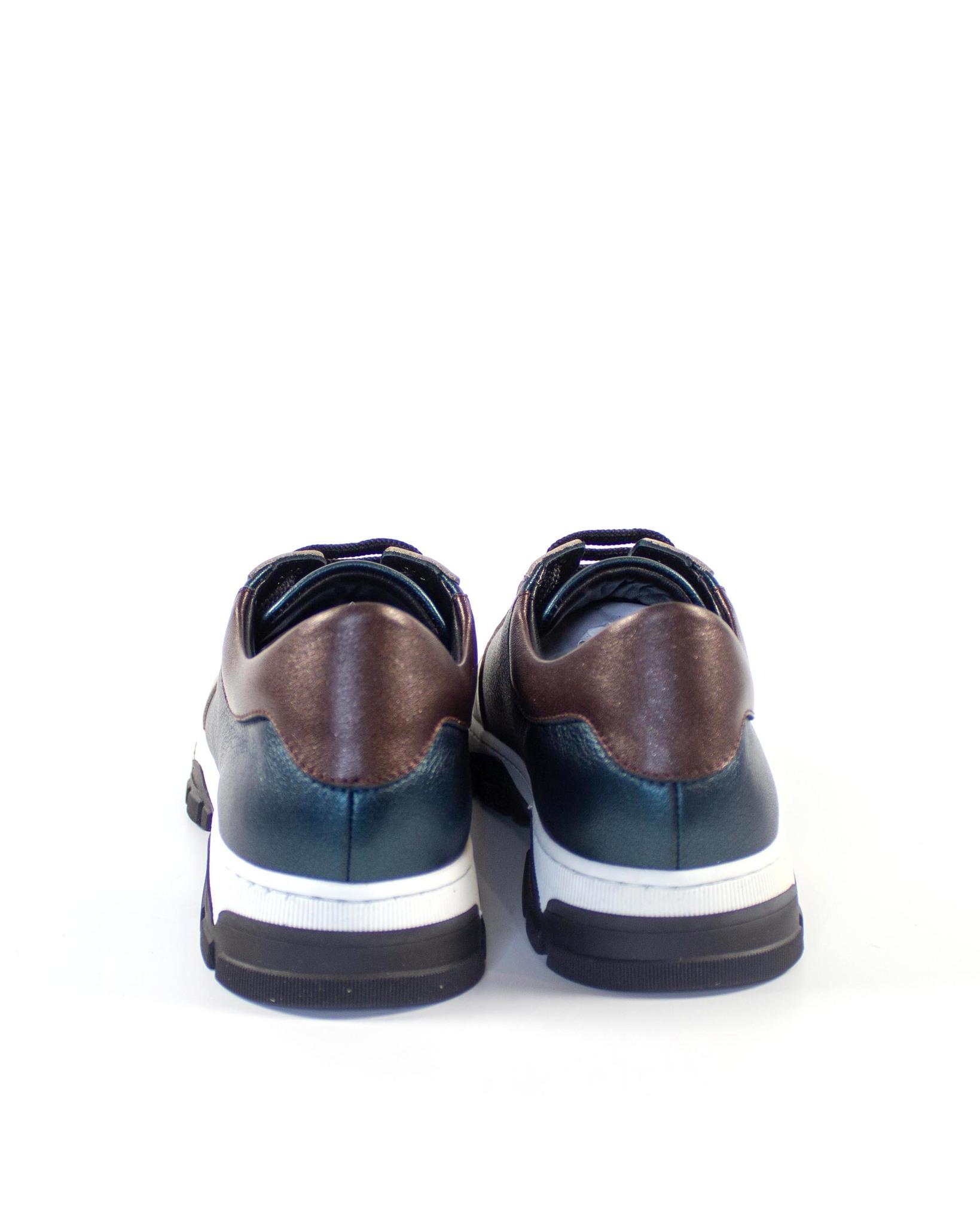 цветные туфли Mario Muzi