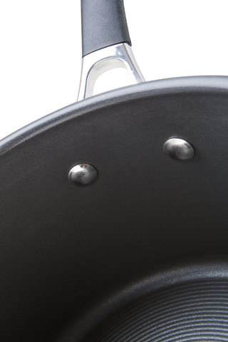 Набор из 4 сотейников и 1 сковороды Momentum нержавеющая сталь