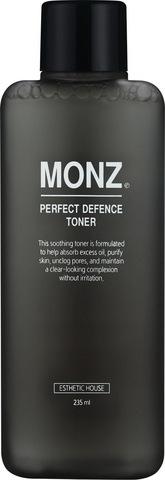 МУЖСКОЙ/Тонер для лица Monz Perfect Defence Toner, 235 мл ESTHETIC HOUSE