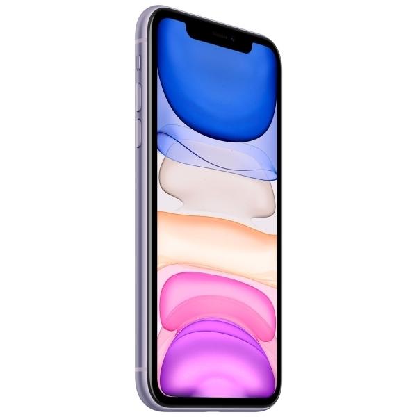 Новый Apple iPhone 11 64 ГБ фиолетовый (обменка ростест)