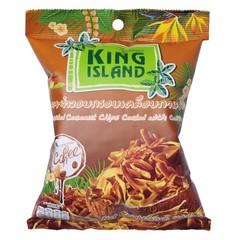 Кокосовые чипсы King Island в кофейной глазури 40 гр