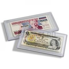 Пластиковая капсула для банкноты размером до 156 x 75 mm