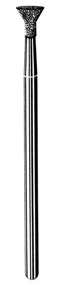 Лабораторные алмазные инструменты «SS WHITE» серия LAB 44/4050 Группа III. Средняя крошка.