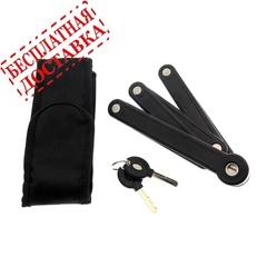 Велозамок на ключ HW 220006/192-76