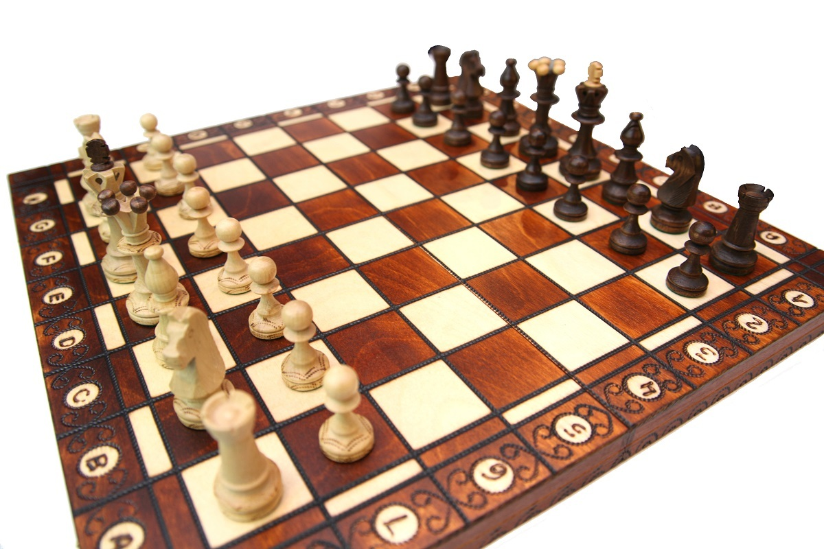 Шахматы консул