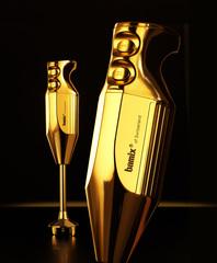 bamix Блендер Bamix LuxuryLine M200 Gold Queen