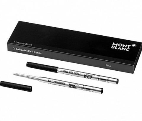 Стержни для шариковой ручки (F) Mystery Black