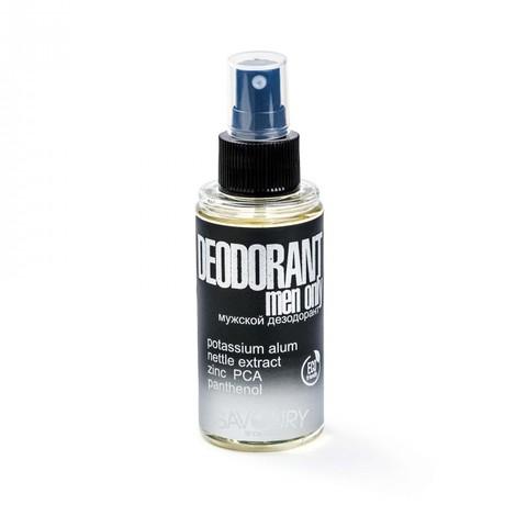 Дезодорант MEN ONLY | 100 мл | Savonry