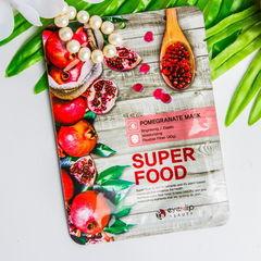 Maska \ Маска \ Mask Super Food Mask 23ml Pomegranate