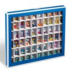 Коллекционный бокс K60 на 60 ячеек (для миниатюр), в голубом тоне