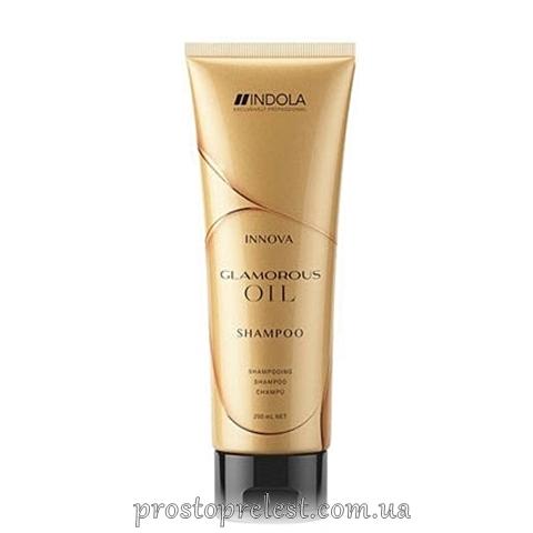 Indola Innova Glamourous Oil Shampoo - Шампунь для блиску волосся