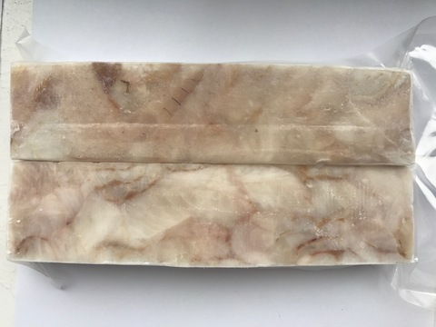 Филе тресковых (в брикетах), 7,4 кг (коробка)