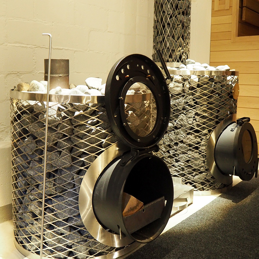Печь для сауны IKI Original, фото 16
