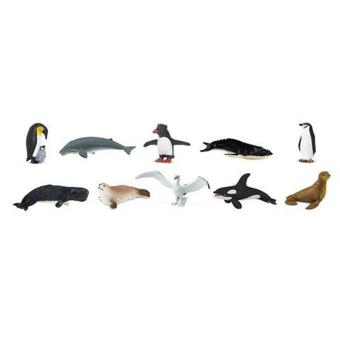 Набор фигурок Животные Антарктиды, Safari Ltd.