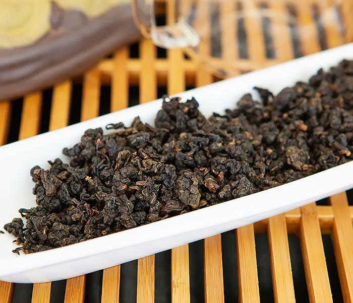 TEA-TAW101 Чай улун «ГАБА» Алишань (Тайвань, 50 гр) фото 04