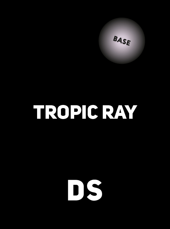 Accessory DS BASE TROPIC RAY 50