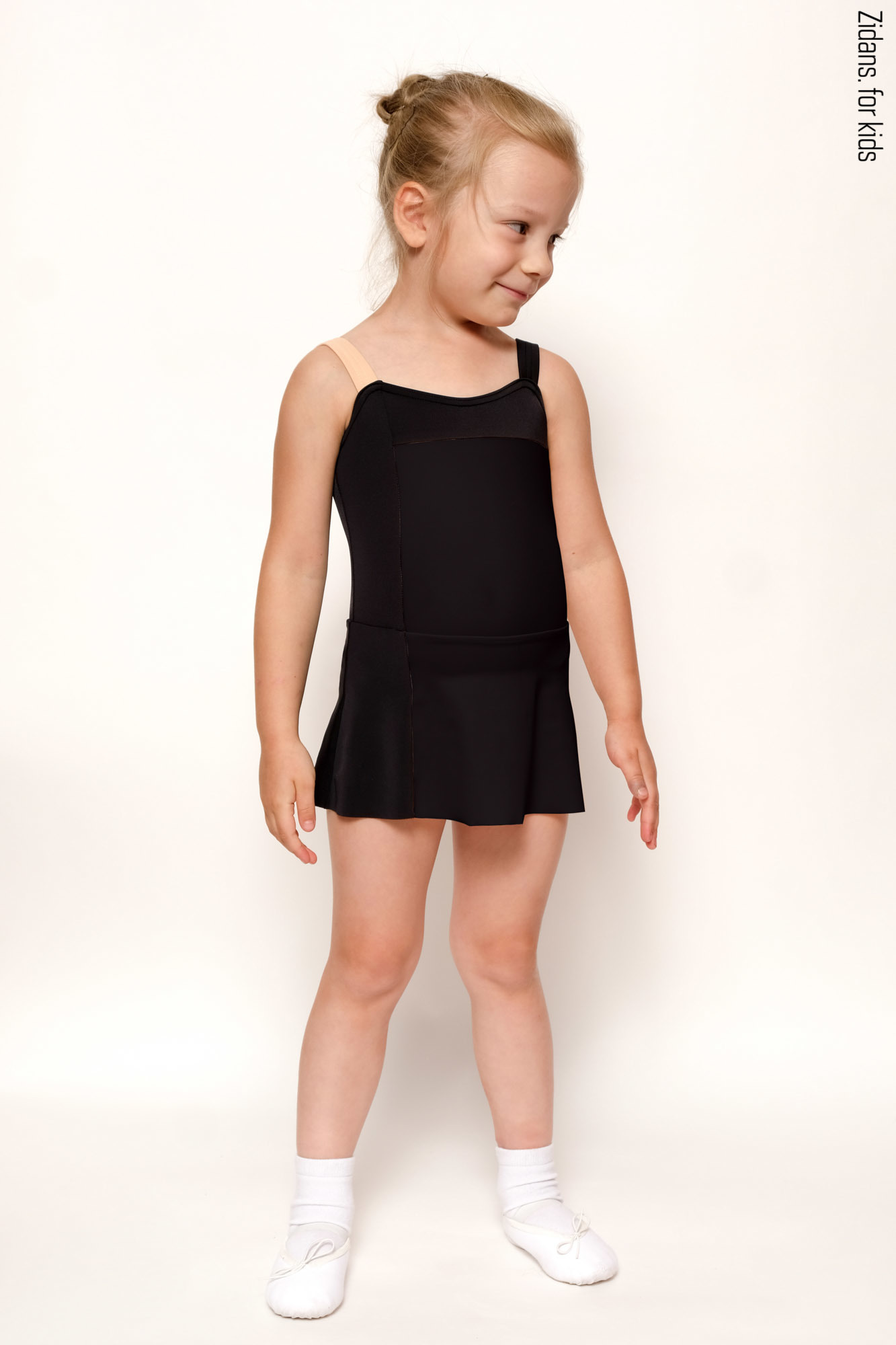 Детская Лямка юбка | basic