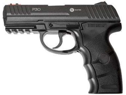 Пневматический пистолет Gunter P30