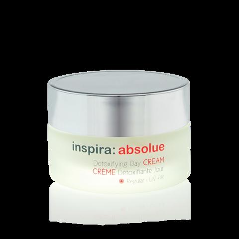 INSPIRA Детоксицирующий легкий увлажняющий дневной крем | Detoxifying Day Cream Regular
