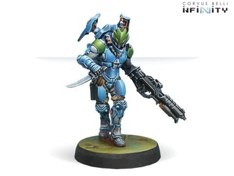 Akal Commando  (вооружен Spitfire)