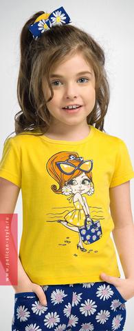 GTR357 футболка для девочек