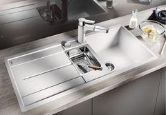 Мойка кухонная Blanco Metra 6S-F Белый