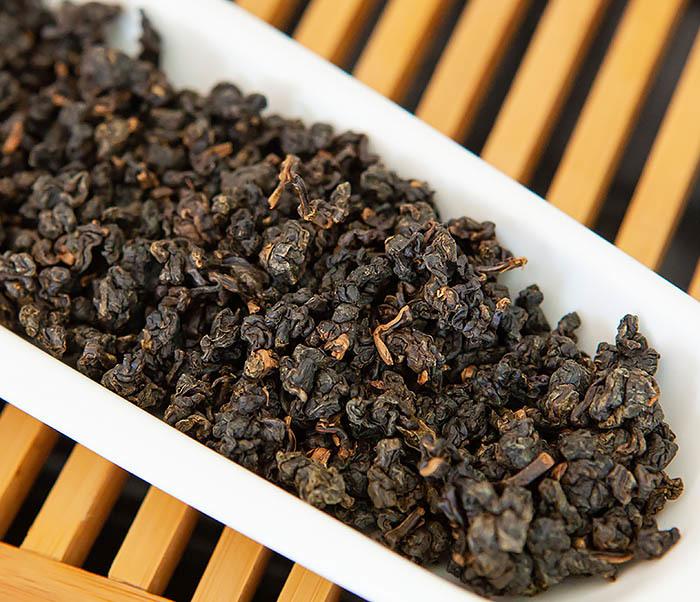 TEA-TAW101 Чай улун «ГАБА» Алишань (Тайвань, 50 гр) фото 05