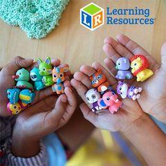 EI-1970/1 ПлэйФоум PlayFoam Капсула с сюрпризом Learning Resources
