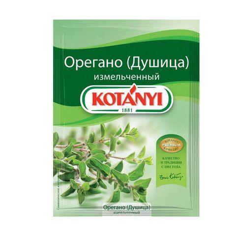 Приправа KOTANYI Орегано измельченная 8 гр м/у АВСТРИЯ
