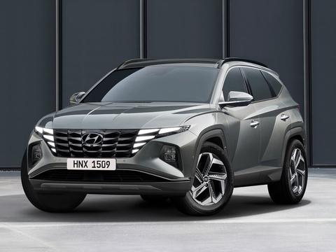 Чехлы на Hyundai Tucson 2021–2021 г.в.
