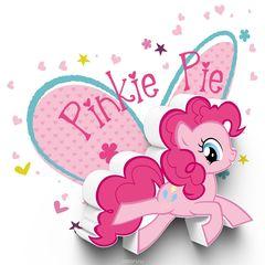 Пинки Пай 3D-светильник мини Мой маленький пони