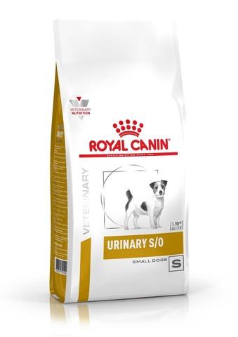 Royal Canin Urinary S/O USD 20 при мочекаменной болезни 4 кг (для мелких пород)