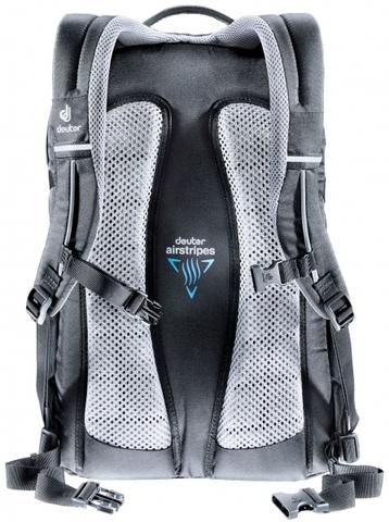 Картинка рюкзак школьный Deuter Graduate Black - 2