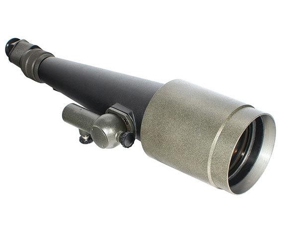 Зрительная труба ЗРТ-457М с солнцезащитной блендой
