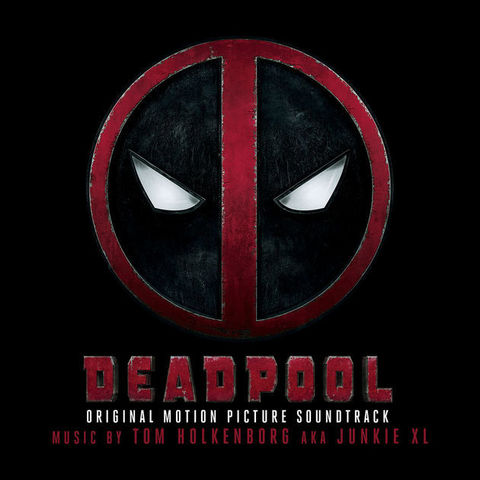 Виниловая пластинка. Deadpool Original motion picture soundtrack