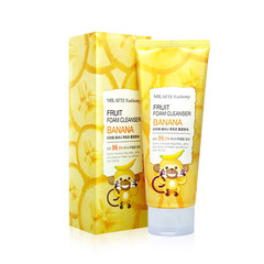 Очищающая пенка MILATTE Fashiony Fruit Foam Cleanser Banana 150ml